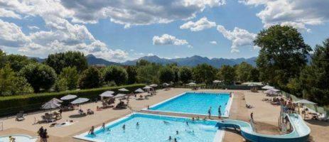 Camping Le Pré Rolland is een natuurcamping in de omgeving van Mens, Isère in Rhône-Alpes gelegen in de bergen.