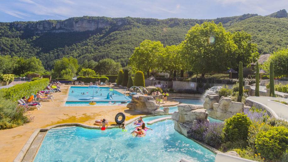 RCN Val de Cantobre | Camping in Nant | Aveyron