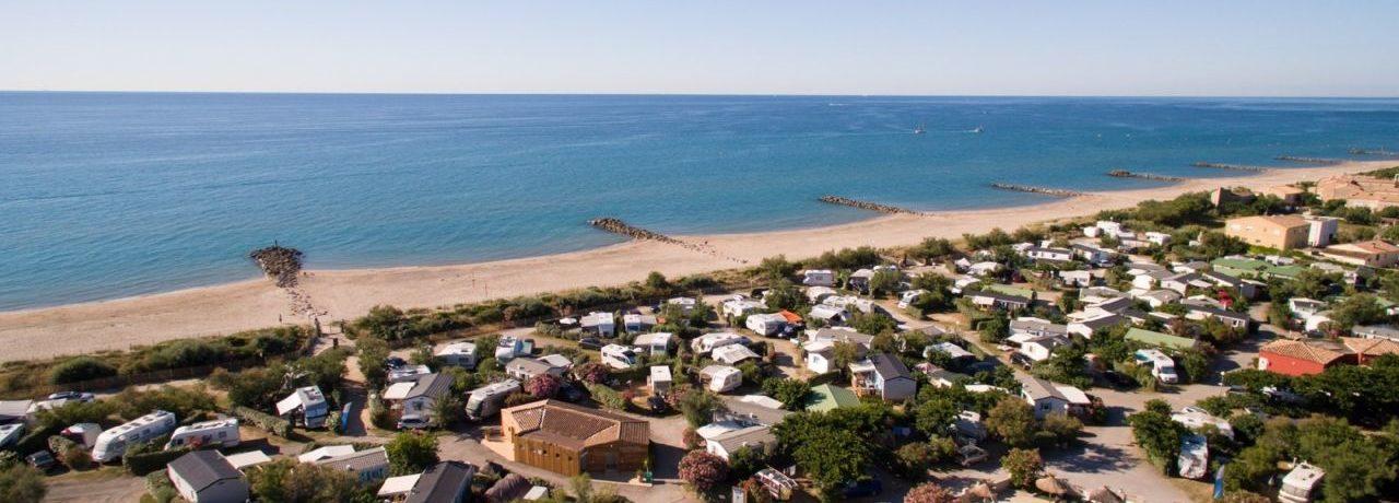De 5-sterrencamping Sandaya les Tamaris bij Frontignan-Plage in de Hérault ligt aan het strand en is een unieke bestemming in de Languedoc-Roussillon.