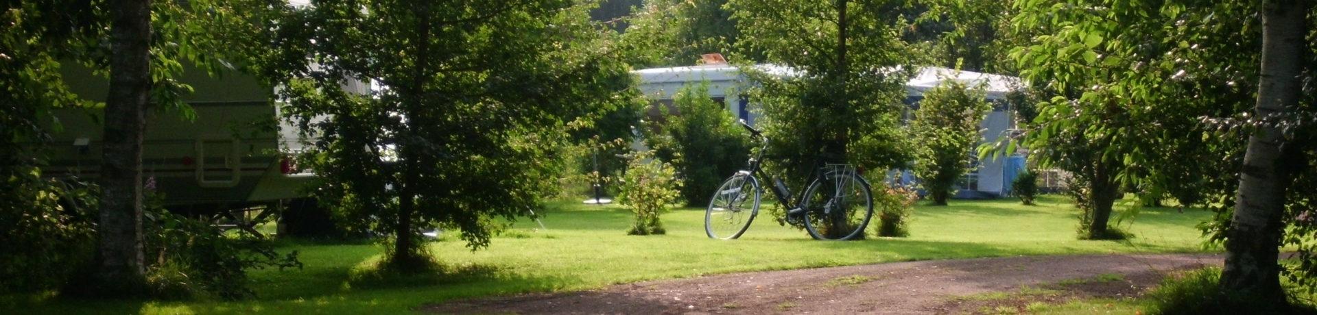 Camping De Peelhof in Erica ist ein Charme Camping in Drente.