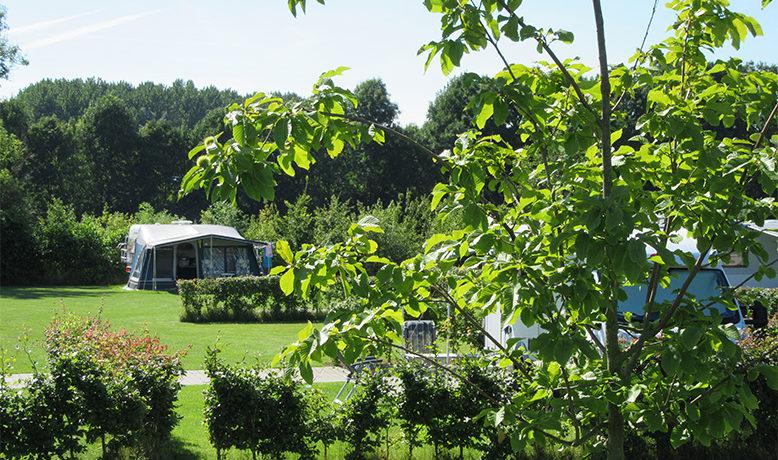 Camping Het Klaverblad is een mooie natuurcamping gelegen in Den Nul in Overijssel in de prachtige streek Salland.