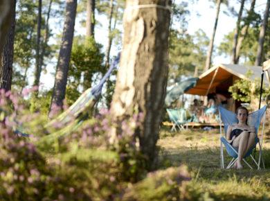 CAMPING INDIGO  LANDES SUD  SAINT-MICHEL ESCALUS