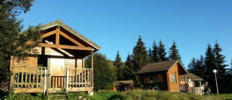 Camping de Saint-Urcize is een mooie kleine natuurcamping gelegen in Saint-Urcize in Auvergne.