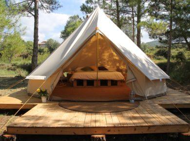 Forest Days Glamping | Catalonië | Spanje | Charmecamping.nl