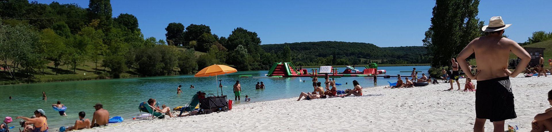 Camping Des Arcades is een gezellige familiecamping met zwembad in de Lot (Midi-Pyrénées) in Zuid-Frankrijk. Kindvriendelijk, safaritenten, restaurant, bar.