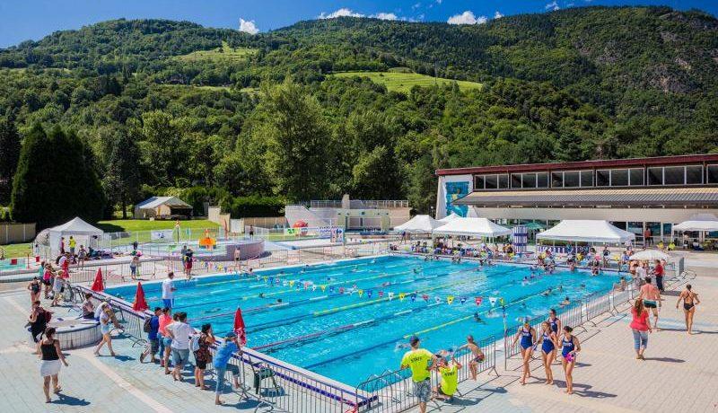 Camping Marie-France in Aigueblanche is een 3-sterren familiecamping in het hart van de Savoie aan de voet van de Franse Alpen.
