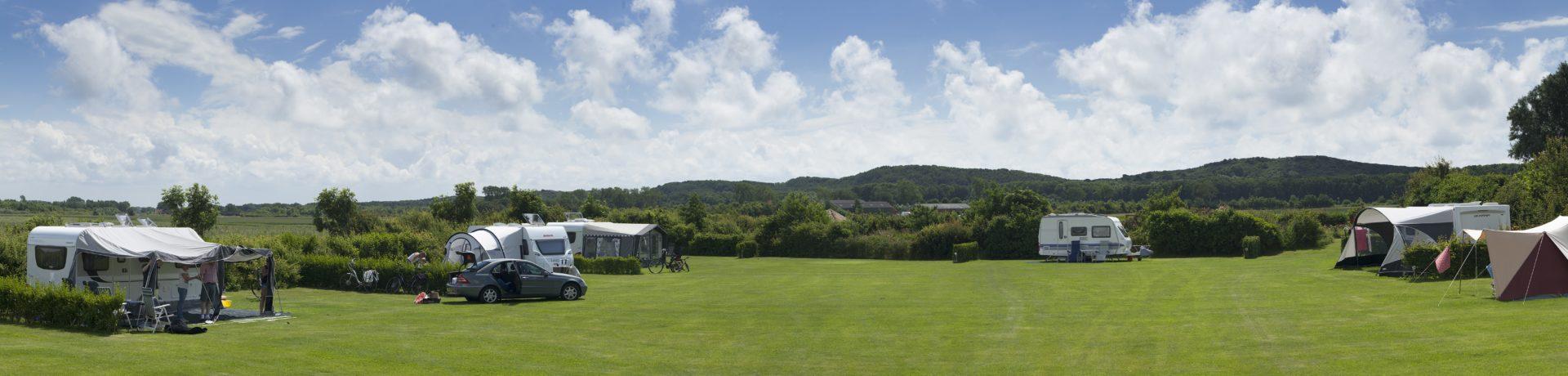 Camping & Kloostertuin Werendijke, luxe en duurzame minicamping in Zoutelande in het bezit van de Gouden Zoover Award en Green Key milieucertificering.