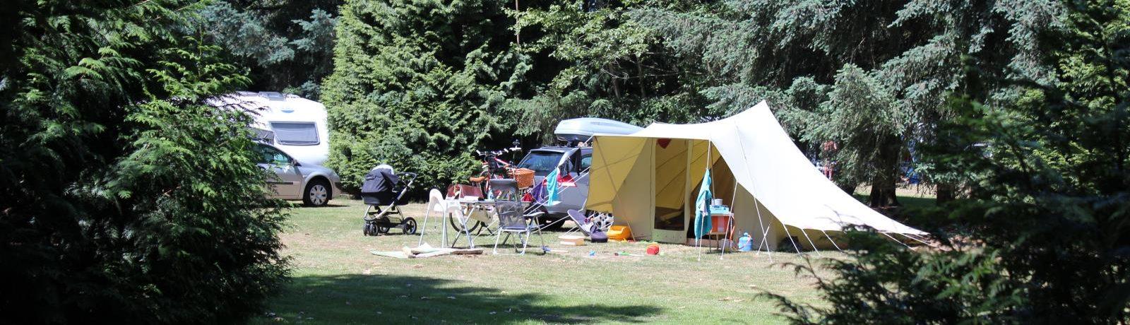 Eurocamping Vessem is een heerlijke natuurcamping in Vessem op het platteland in de provincie Noord-Brabant met 400 kampeerplaatsen en 9 huuraccommodaties.