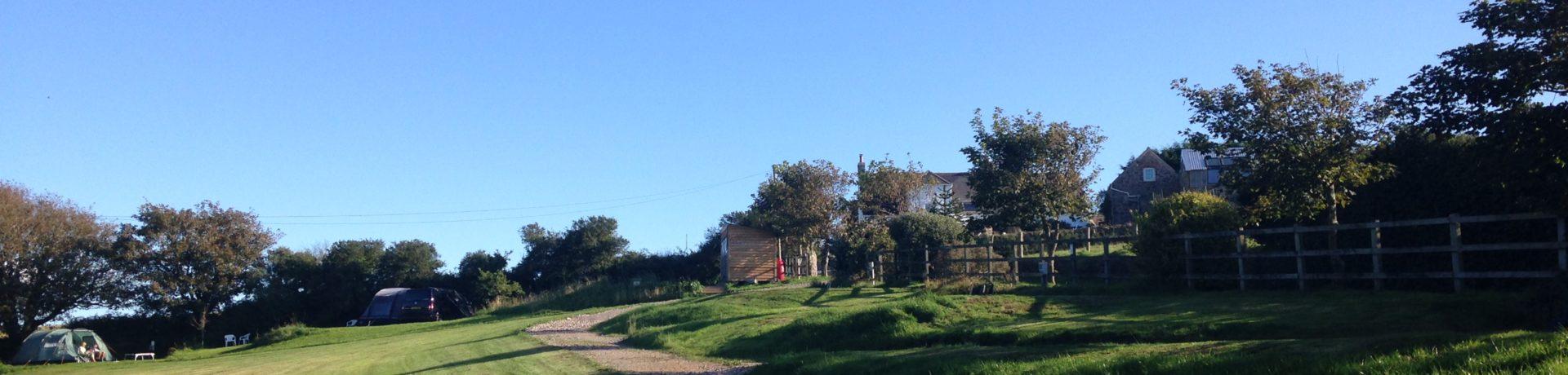 Point Farm Campsite in Haverfordwest is een familiecamping in Wales en ligt aan het water. In de omgeving van de camping vindt u mooie natuur.