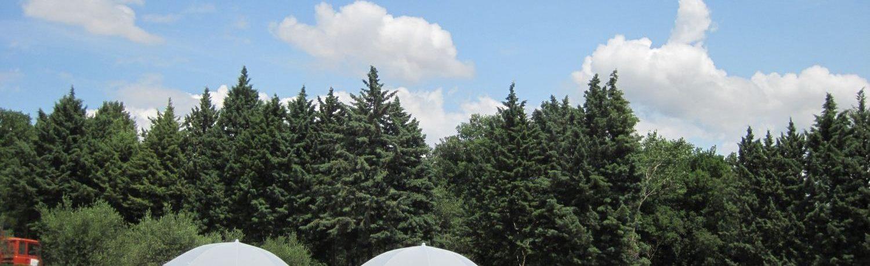 Camping Monti de Sole is een kleine familiecamping in het groene hart van Italië.