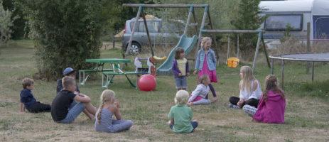Gezellig vakantiedomein in de Auvergne van Nederlandse eigenaren met een kleine camping, chalets, gîtes en chambres d'hôtes.
