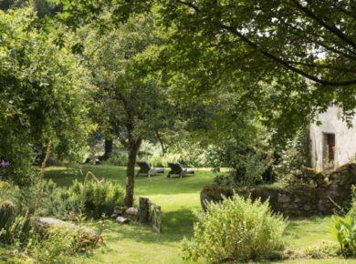 Le Puy Ardouin in Saint-Pierre-du-Chemin is een 'aire naturelle' voor rustzoekers vanaf 16 jaar gelegen in Sud Vendée.