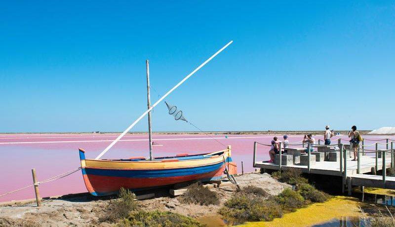 CampingCampéole Barberousse in Gruissan is een middelgrote camping met zwembad in de Aude gelegen aan zee in de regio Occitanië.