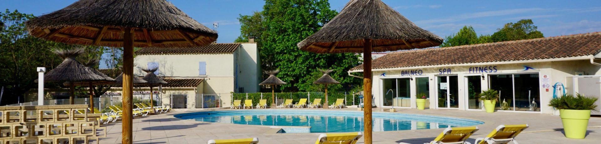 In het hart van de Provence in het plaatsjeSaint Rémy de Provence ligt camping Du Mas De Nicolas, een familiecamping met zwembad in de Bouches-du-Rhône.