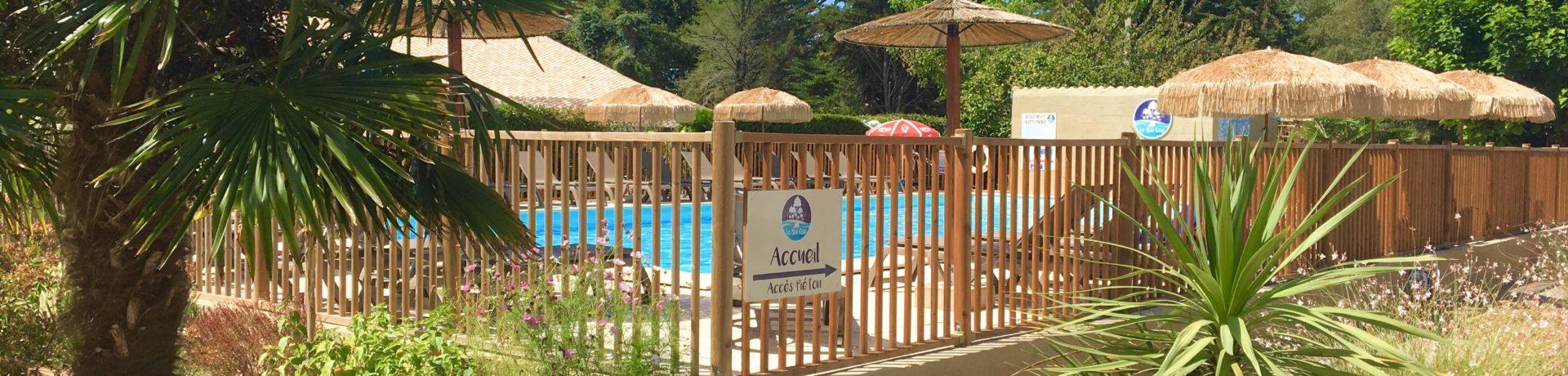 Camping Le Bon Coin in Hourtin ligt op slechts3 km van het meer van Hourtin en Carcans op een paar minuten van de de stranden van de Côte d'Argent.