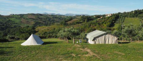 Agriturismo-camping44 is een prachtig gelegen, kindvriendelijke camping. Je kunt hier vrij kamperen of je vakantie onbezorgd doorbrengen in een luxe safari- of De Waardtent.