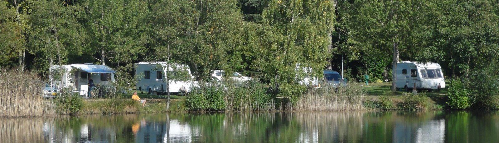 Prachtig gelegen natuurcamping in Frankrijk op slechts 1,5 uur van Parijs. Ideaal voor een tussenstop, natuurliefhebbers en rustzoekers.