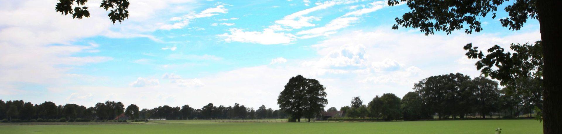 Rustige en gemoedelijke camping met 30 plekken op het platteland van Gelderland gelegen bij het mooie stadje Lochem in de Achterhoek.