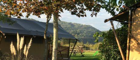 Huur een safaritent in de Dordogne bij Juliette Tentvakanties en geniet van een heerlijke vakantie op camping Le Mondou in de Dordogne.